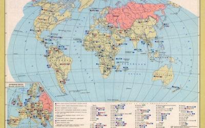 Курсовая работа по экономической географии